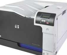 HP Color LaserJet CP5225 Part Numbers