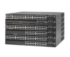 HP Aruba 3810 Switch Series