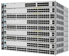Aruba 3800 Switch Series