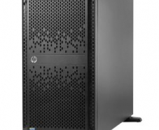 HPE ProLiant ML350 Gen9 E5-2609v4 1P 16GB-R P440ar 8SFF 500W PS Server/GO