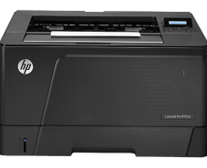 HP LaserJet Pro M701a Printer
