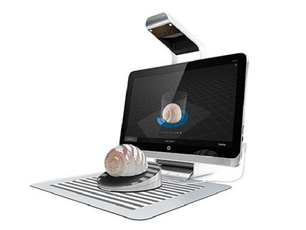 HP Sprout 23 - 3D Scanner All-in-One