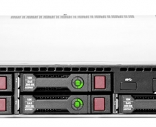 HPE ProLiant DL120 Gen9 E5-2603v4 8GB-R B140i 4LFF SATA 550W PS Entry Server